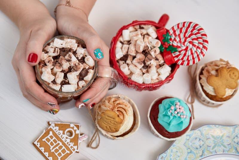 Weihnachts- und des neuen Jahresfestlichkeiten stockfotografie