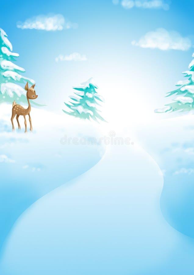 Weihnachtsabbildung 17 lizenzfreie abbildung