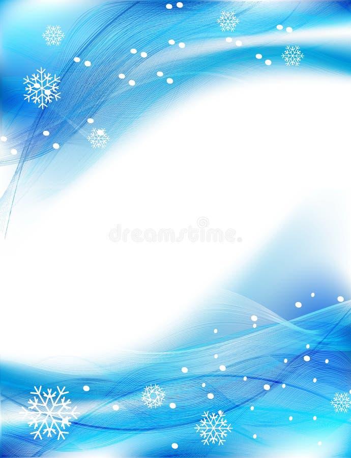 Weihnachtsabstrakter Hintergrund. vektor abbildung