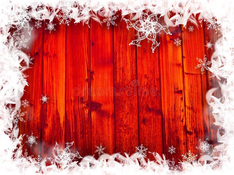 Weihnachtsabstrakter Hintergrund vektor abbildung