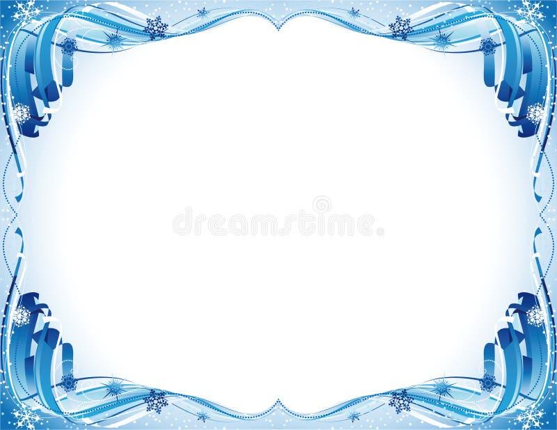 Weihnachtsabstrakter Hintergrund lizenzfreie abbildung