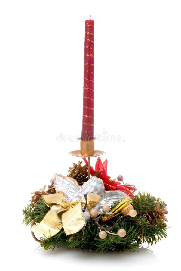 Weihnachtsanordnung lizenzfreies stockfoto