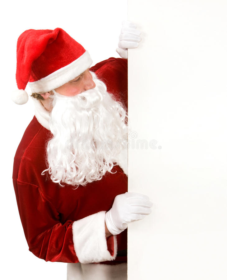 Weihnachtsanzeige stockfoto