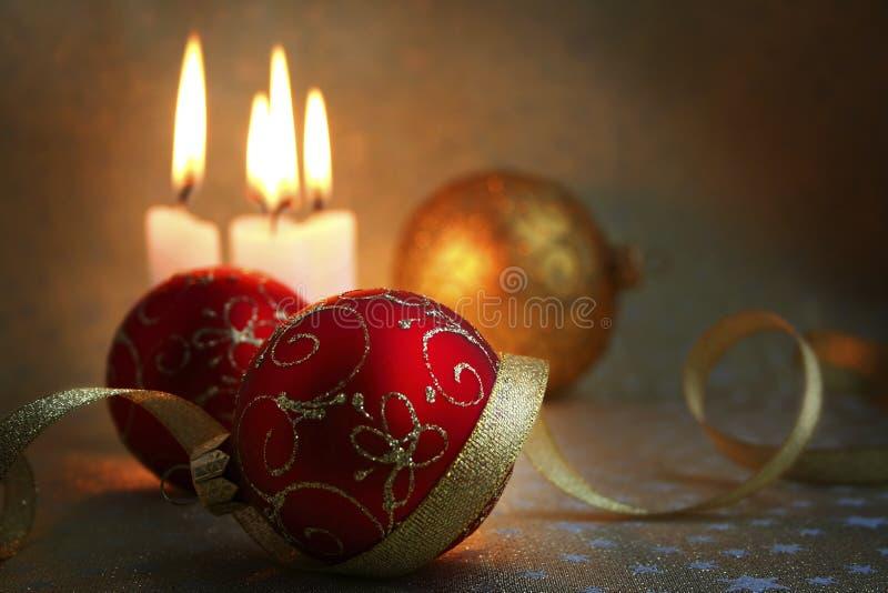 Weihnachtsartleben lizenzfreie stockfotografie