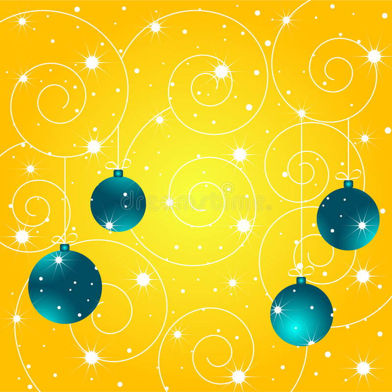 Weihnachtsauslegung vektor abbildung