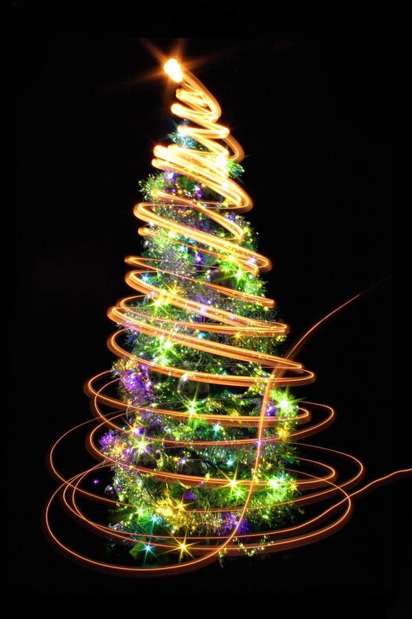 Weihnachtsbaum lizenzfreies stockfoto