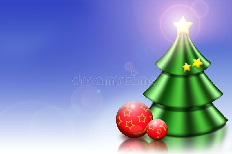 Weihnachtsbaum Kostenloses Stockbild