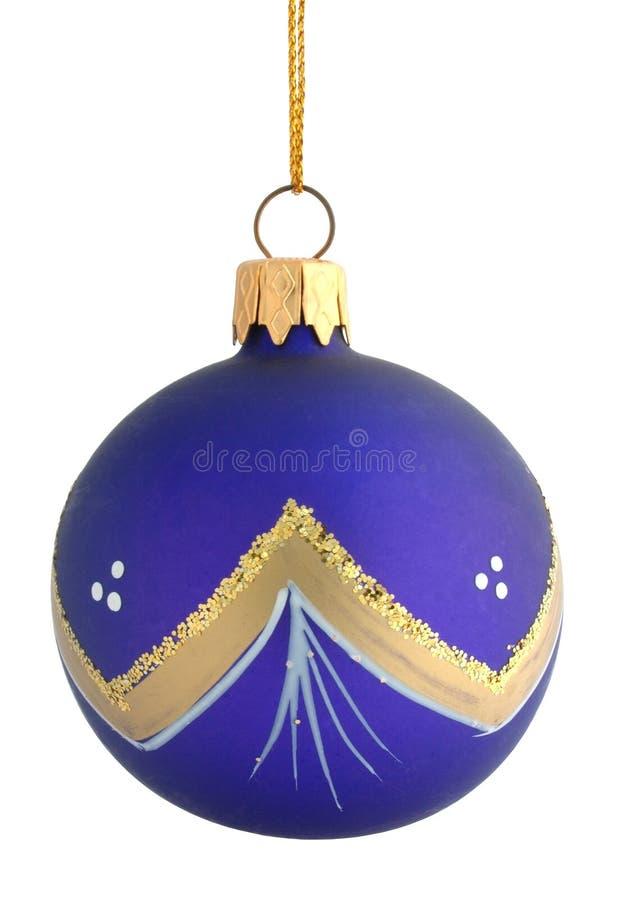 Download Weihnachtsbaum-Dekoration stockbild. Bild von vorabend, kugel - 44019