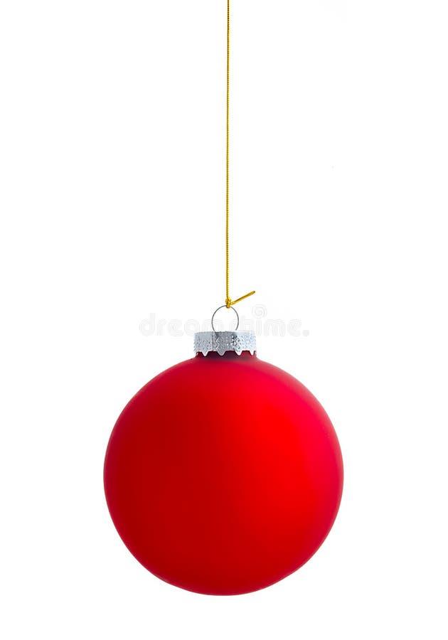 Weihnachtsbaum-Dekoration lizenzfreies stockbild