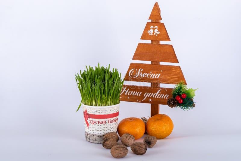 Serbisches Weihnachten