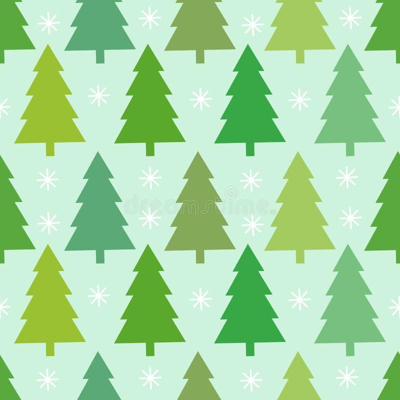 Weihnachtsbaumbeschaffenheit stock abbildung