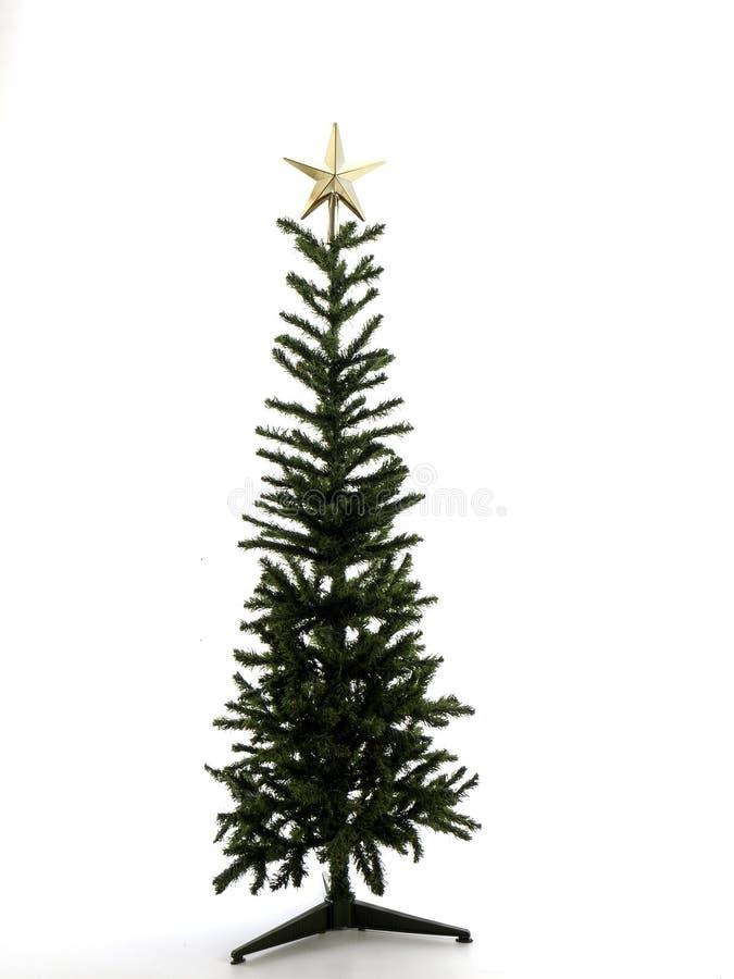 Weihnachtsbaumdekorationen auf einem weißen Hintergrund Nahaufnahme lizenzfreies stockfoto
