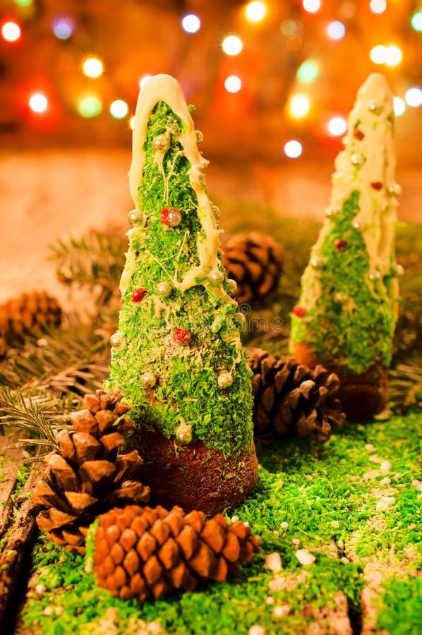 Weihnachtsbaumplätzchen lizenzfreie stockfotografie