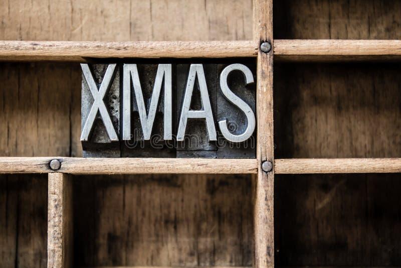 Weihnachtsbriefbeschwerer tippen Fach ein stockbild