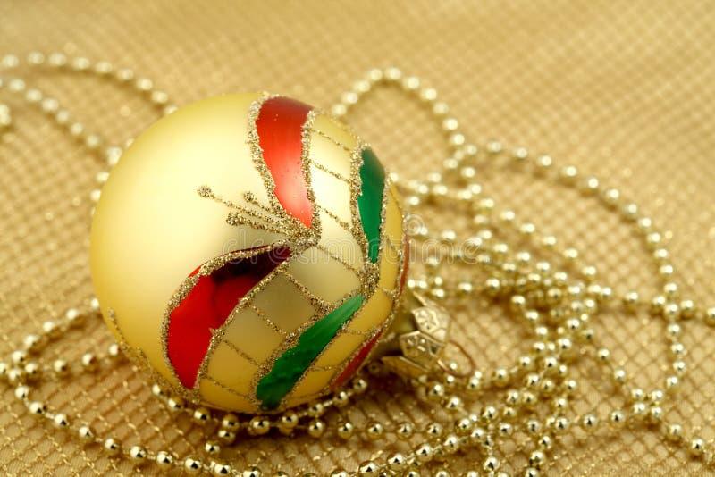 Download Weihnachtsdekoration stockbild. Bild von winter, hintergrund - 12203291