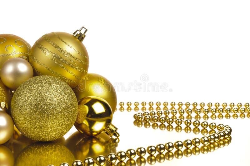 Download Weihnachtsdekoration stockbild. Bild von farbe, glas - 27726551