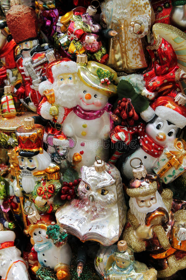 Weihnachtsdekoration stockfotos