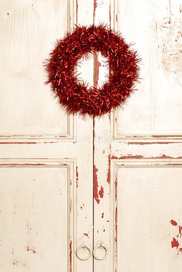 Weihnachtsdekorationen stockfoto