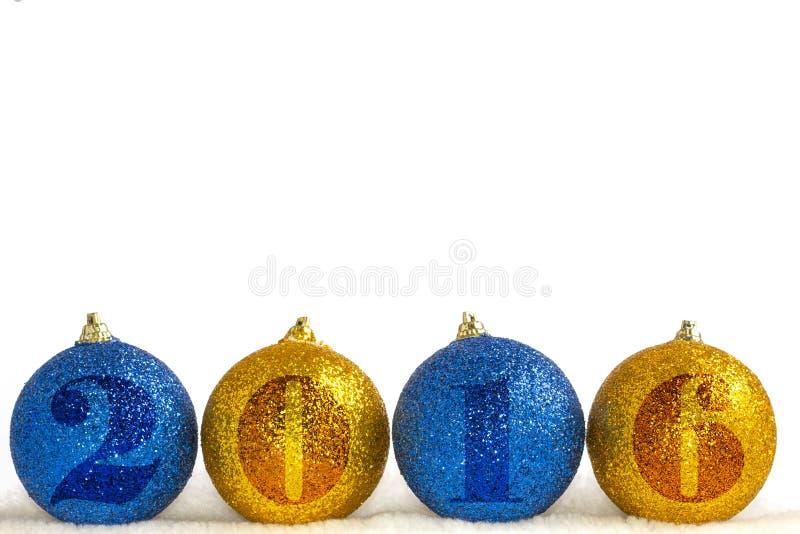 Weihnachtsdekorationen auf einem weißen Hintergrund lizenzfreie stockfotos