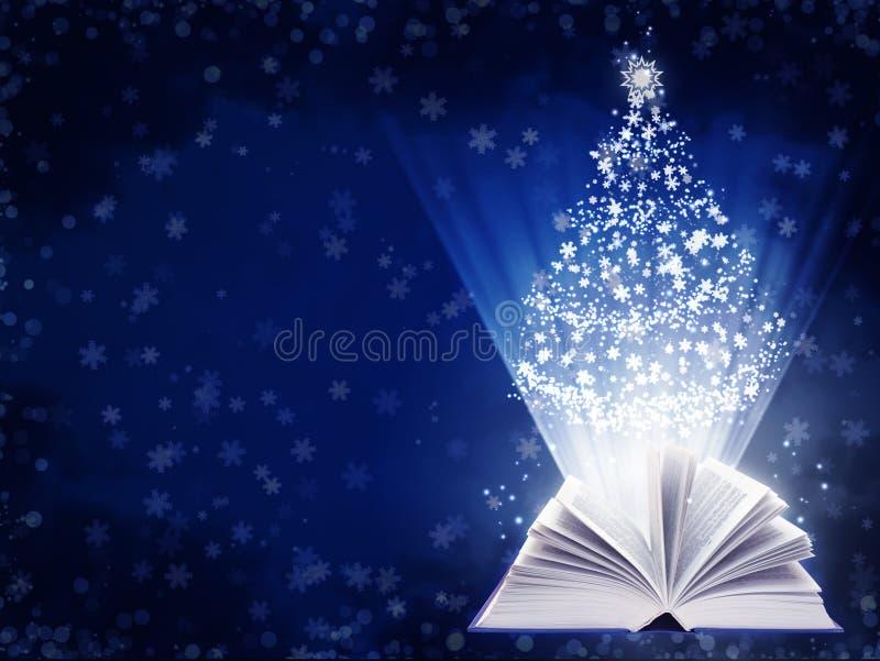 Weihnachtsfairy-tale lizenzfreie abbildung