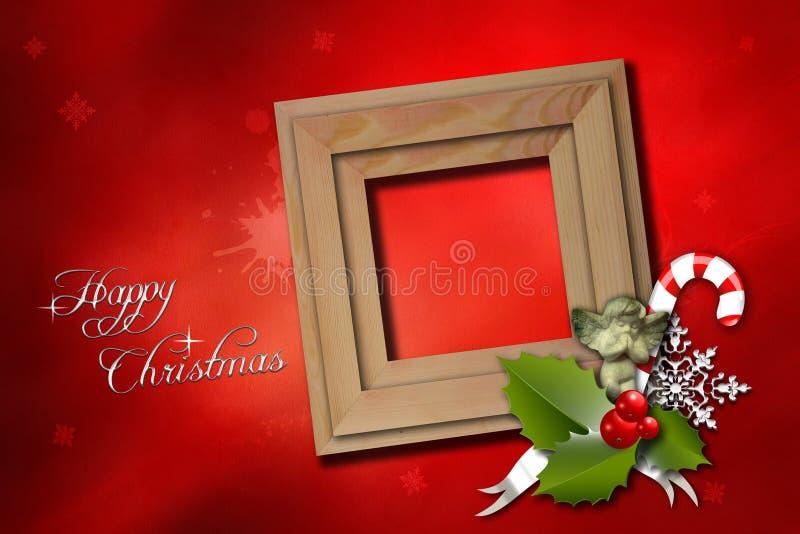 Download Weihnachtsfeiertagshintergrund Stock Abbildung - Illustration von kompliment, hintergrund: 27725068