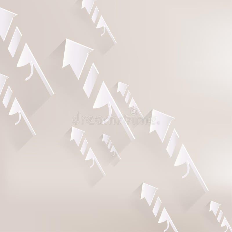 Weihnachtsfeuerwerks-Raketenikone stock abbildung