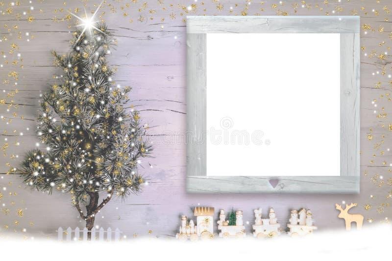 weinlese weihnachtskarten engel stockfoto bild von gru. Black Bedroom Furniture Sets. Home Design Ideas