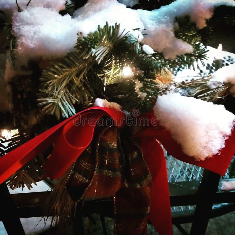 Weihnachtsgefühl lizenzfreies stockfoto