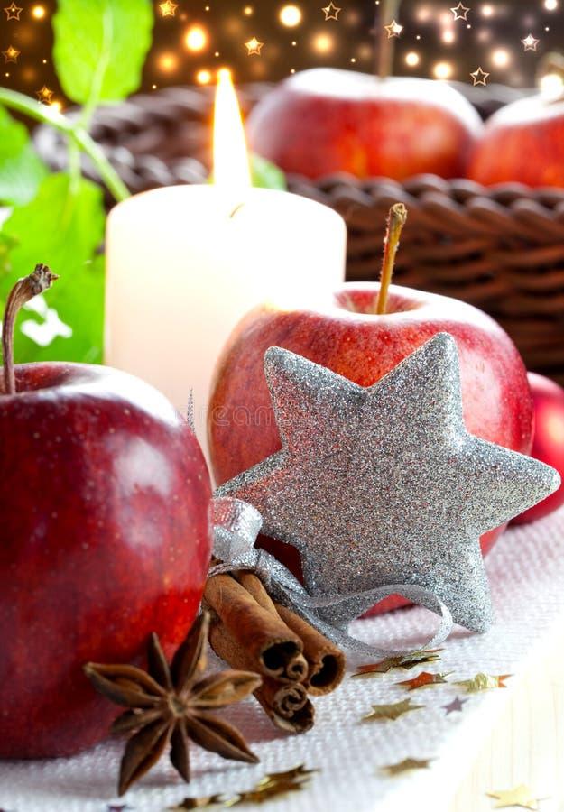 Weihnachtsgeruch stockbilder