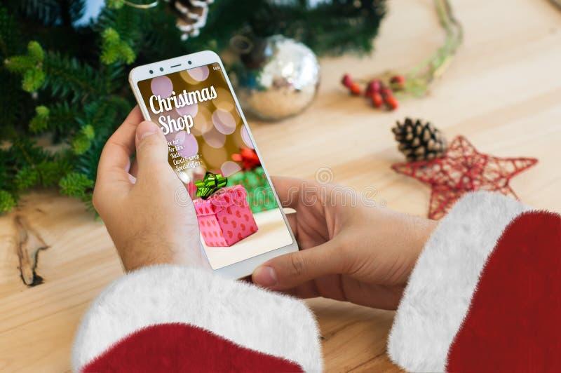 Weihnachtsgeschäft lizenzfreie stockfotografie