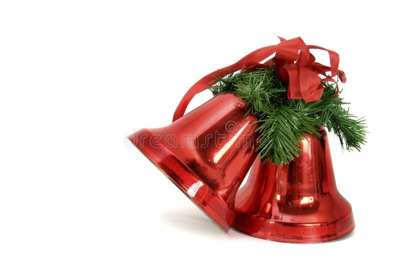 Weihnachtsglocken lizenzfreie stockfotografie