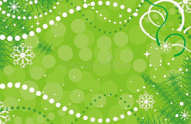 Weihnachtshintergründe vektor abbildung