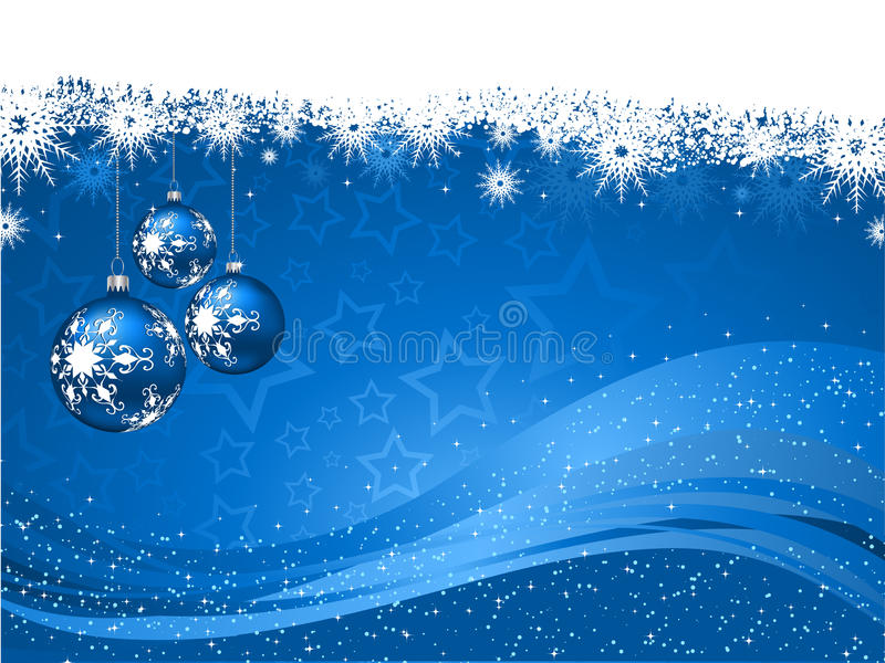 Weihnachtshintergrund vektor abbildung