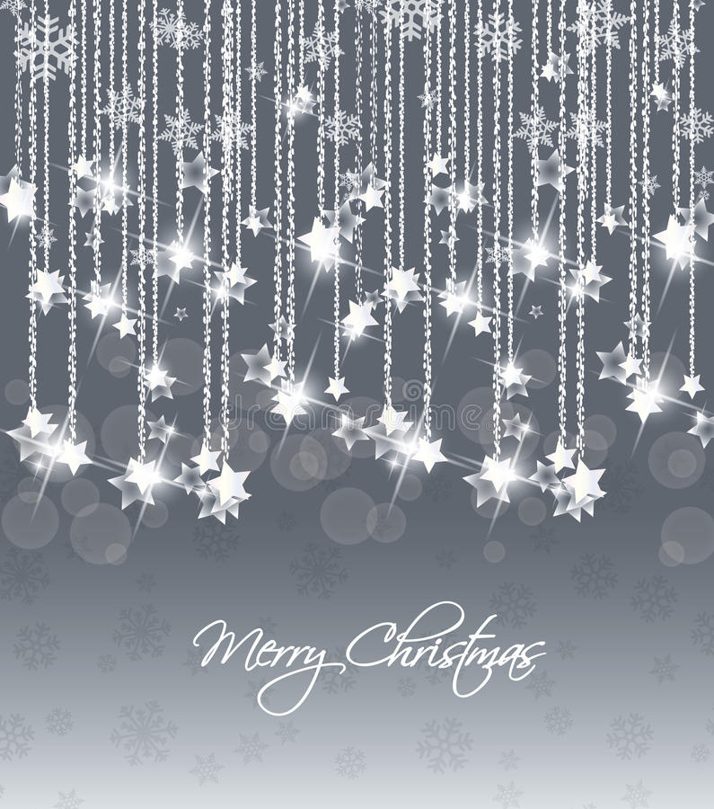 Download Weihnachtshintergrund vektor abbildung. Illustration von celebrate - 26353159