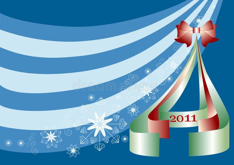 Weihnachtshintergrund. Background.Wallpaper. stock abbildung