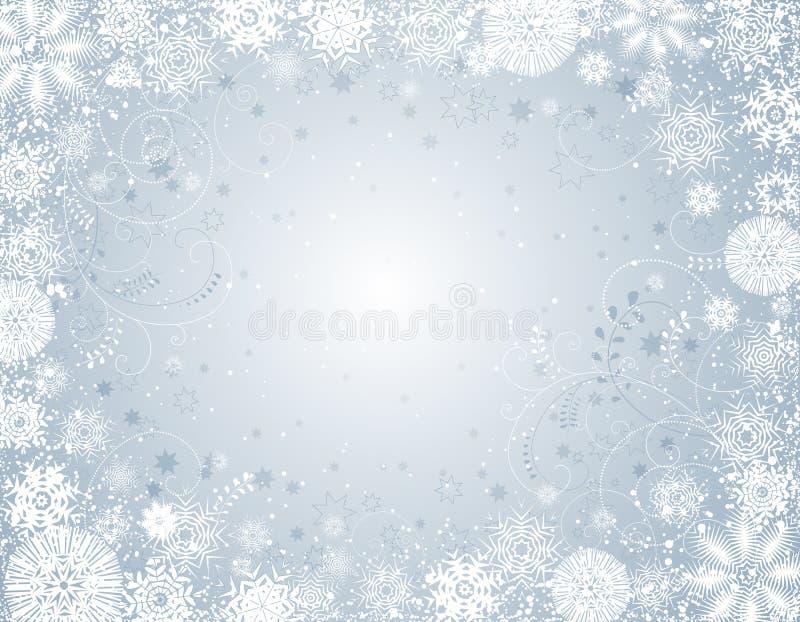 Weihnachtshintergrund, Vektor lizenzfreie abbildung