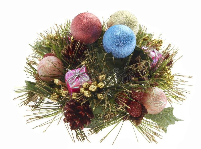 Weihnachtsimmergrünbaum stockfotos