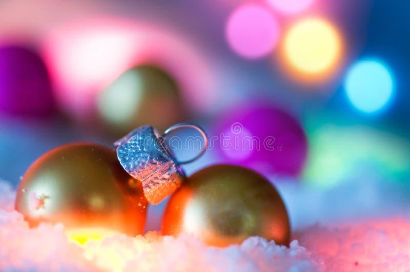 Weihnachtsjahreszeit-Hintergrund lizenzfreie stockbilder