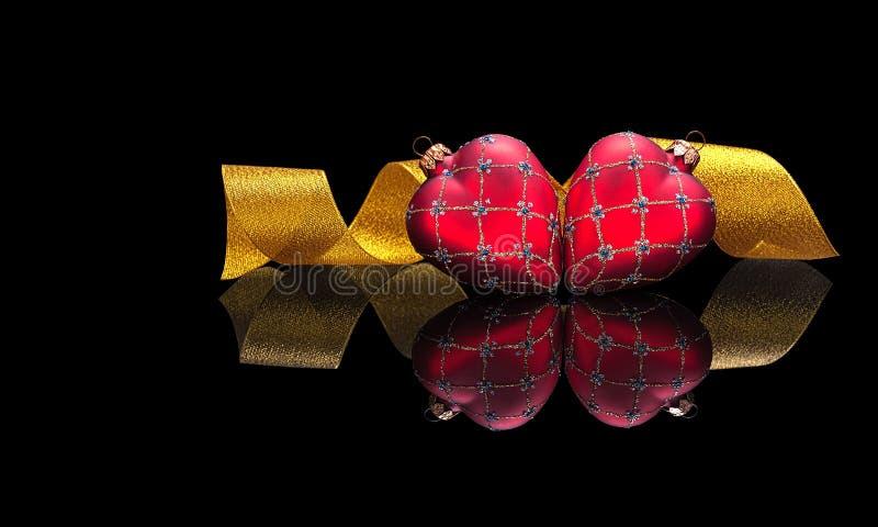 Weihnachtskartenschablone in der Luxusart, erstklassig lizenzfreies stockfoto