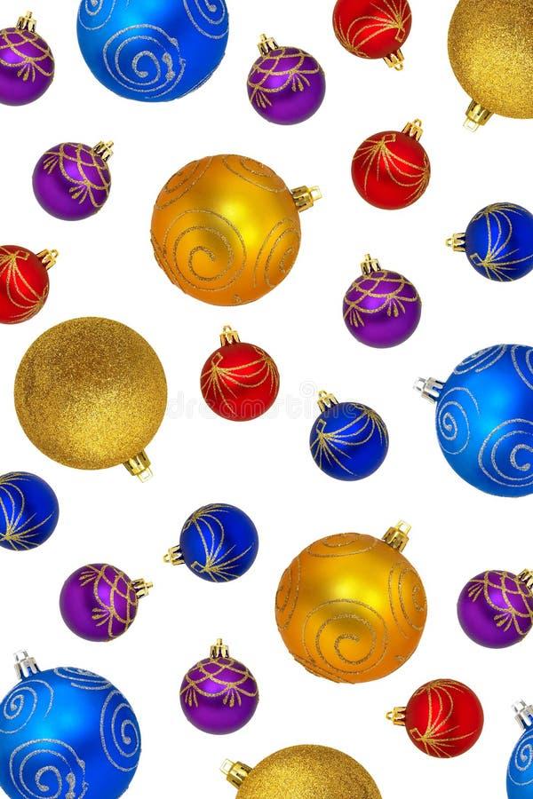 Weihnachtskugeln vektor abbildung