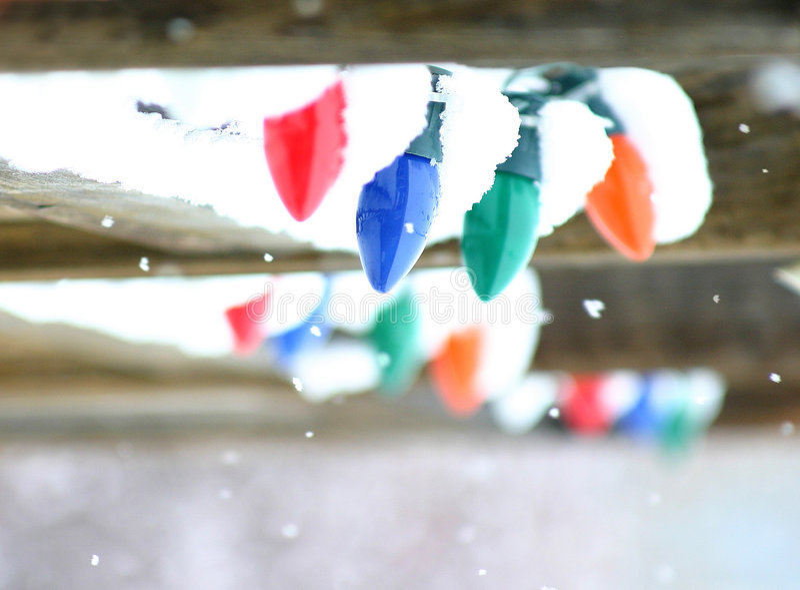 Download Weihnachtsleuchten stockfoto. Bild von weihnachten, feiertag - 43842