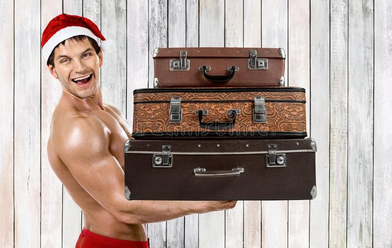 Weihnachtsmann _2 stockfotos