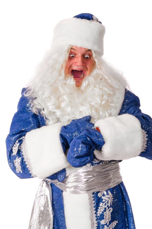 Weihnachtsmann stockbilder