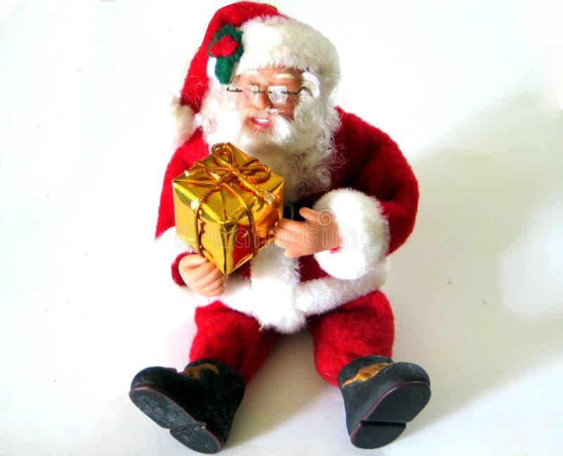 Download Weihnachtsmann stockfoto. Bild von geschenk, klaus, sankt - 38842