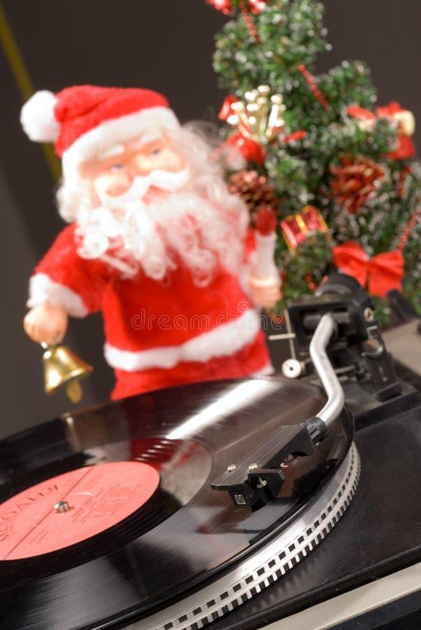 Weihnachtsmelodien stockbilder