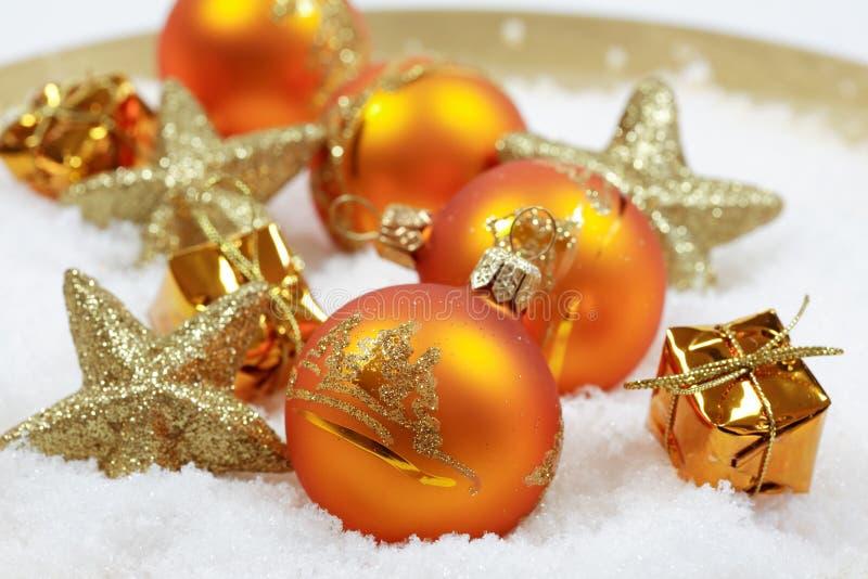Weihnachtsmotiv lizenzfreies stockbild