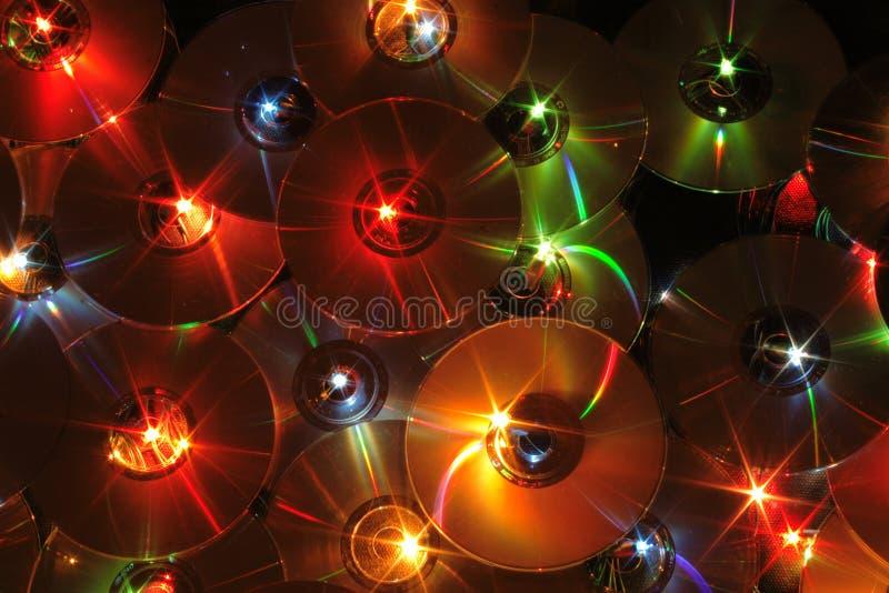 Weihnachtsmusikhintergrund lizenzfreies stockfoto