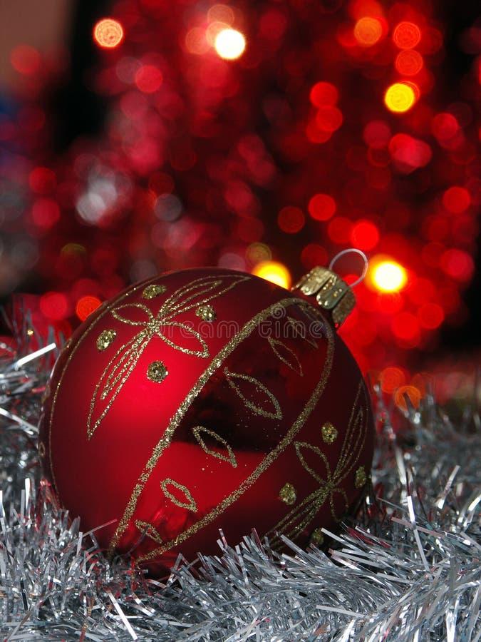 Weihnachtsnoch Leben lizenzfreie stockfotos