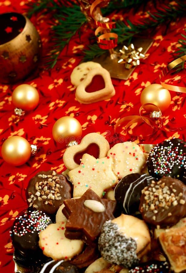 Weihnachtsplätzchen stockfotografie