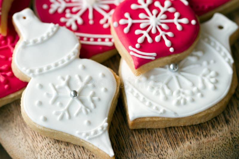 Download Weihnachtsplätzchen stockfoto. Bild von haupt, plätzchen - 27725086